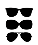 Sunglass Styles for Round-shaped faces on AmericanSunglass.com