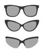 Sunglass Styles for Heart Shaped Faces