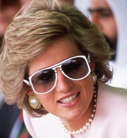 Princess Diana on AmericanSunglass.com