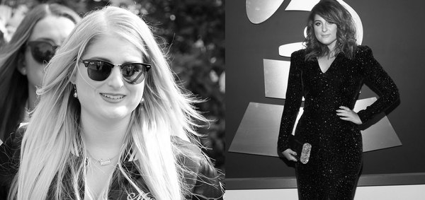 Meghan Trainor and AmericanSunglass