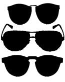 Square face sunglass styles on AmericanSunglass