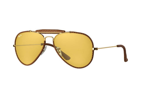 Yellow Les Sunglasses on AmericanSunglass.com