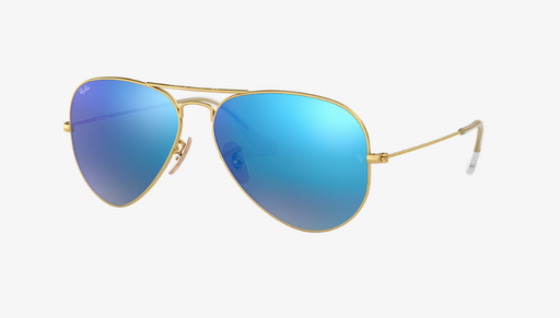 Ray-Ban RB3025 Aviator Flash Mirror