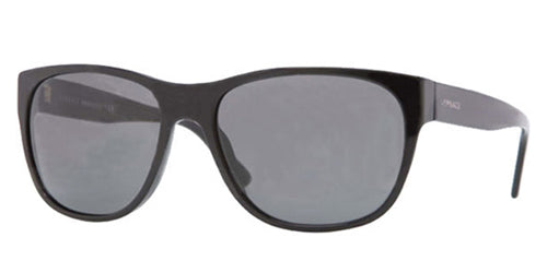 Versace VE4257 GB1/87 59MM Black Frame/Grey Lens Sunglasses