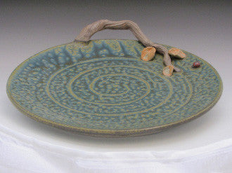 Platter, Small with one Handle