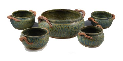 Bean Bowl Set