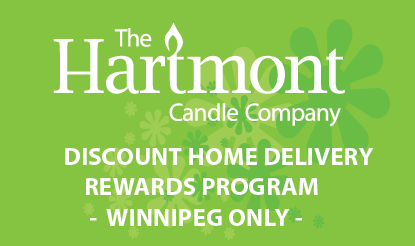 Announcing our NEW Home Delivery - Discount/Rewards Program for Winnipeg!