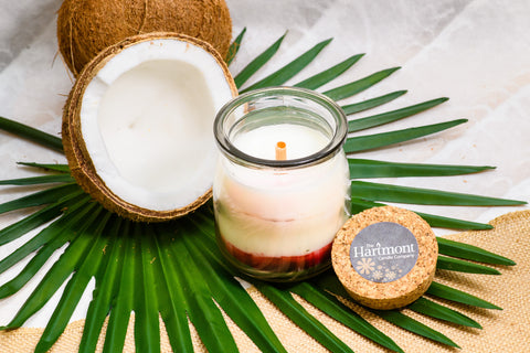 Tropical Nights Aurora - Coconut Wax