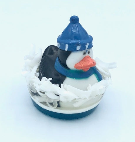 Rubber Duck Penguin Soap
