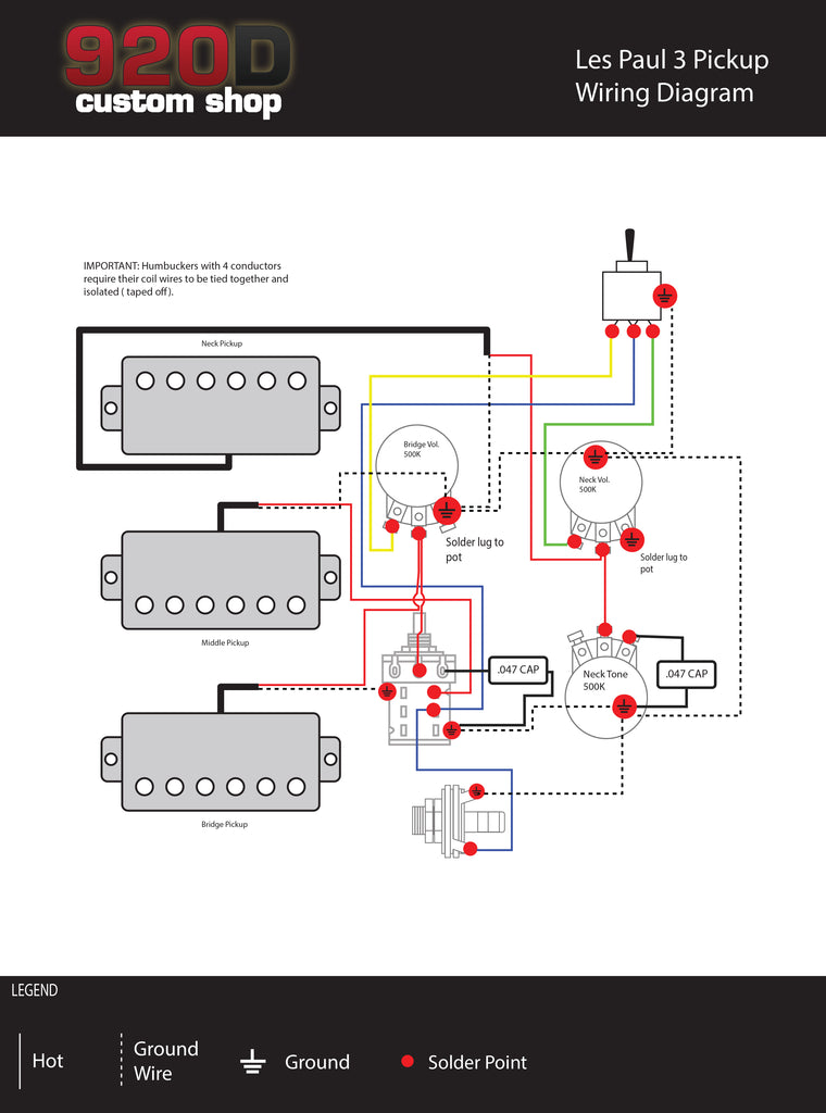 DIAGRAM] Wiring Diagram 3 Humbucker Les Paul FULL Version HD Quality Les  Paul - INFRASTRUCTUREACADEMY.NIMESREPORTER.FRinfrastructureacademy.nimesreporter.fr