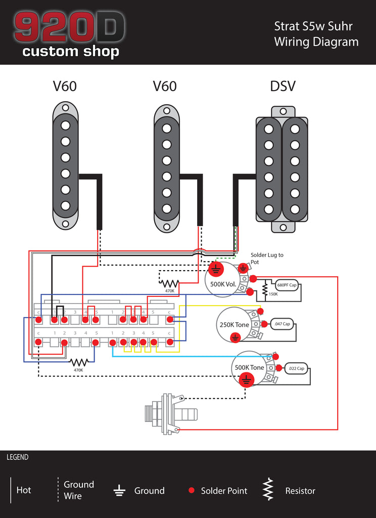Suhr Guitar Wiring Diagram - Go Wiring Diagram on samick 5-way switch diagram, esp 5-way switch diagram, ssh 5-way switch diagram, stratocaster 5-way switch diagram, 5-way light switch diagram, 5-way switch pin diagram, easy 5-way switch diagram, fender 5-way switch diagram, schaller 5-way switch diagram,