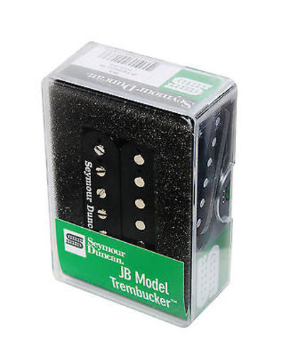 Seymour Duncan TB-4 JB Model Trembucker Pickup, Bridge Black