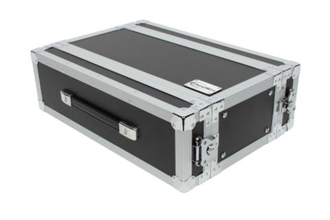 "XSPRO XS3U-10 3 Space 3 U ATA Effects Rack Flight Case 19"" Wide"