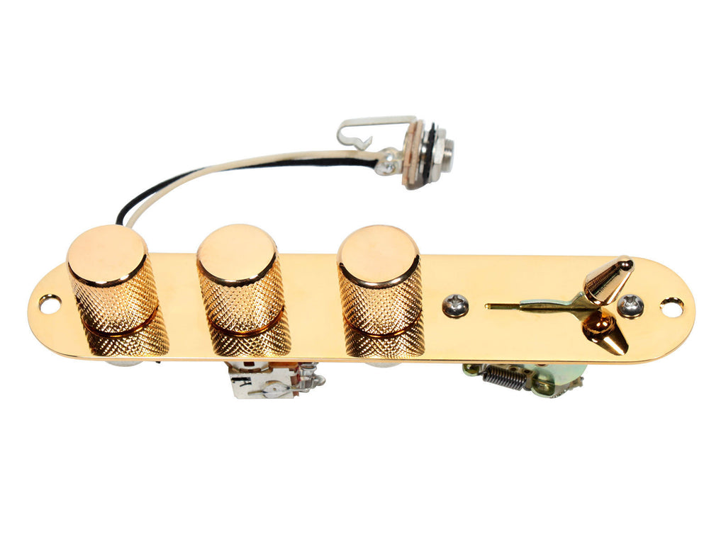 920D Custom Shop Telecaster Control Plate Loaded Brent Mason Style