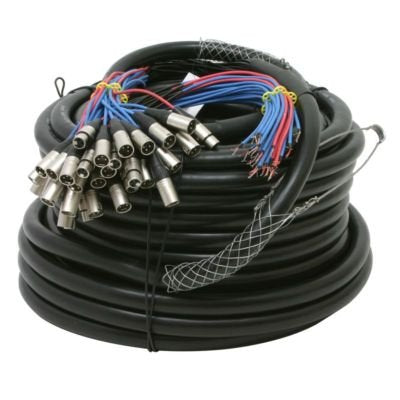 Elite Core 24 x 8 Channel 150' Fan to Blunt Snake