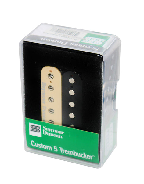 Seymour Duncan TB-14 Custom 5 Trembucker Pickup Zebra