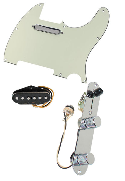 Fender Tele  Loaded Pre-Wired Pickguard