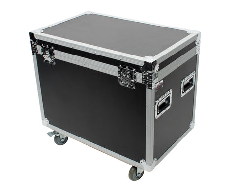 "OSP UTILITY CASE ATA Utility Case With 4"" Casters"