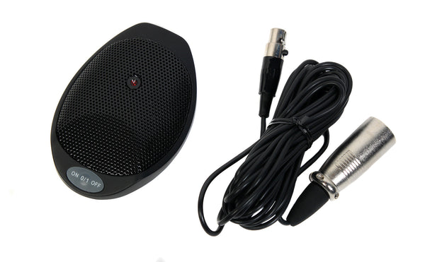 OSP Boundary Microphone Cardioid Condenser Mic with Switch