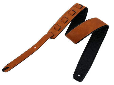 Garment Leather Guitar Strap
