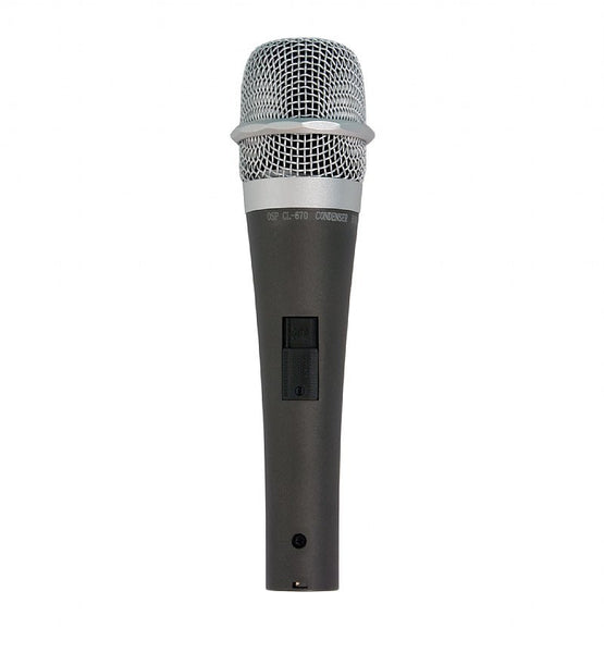 OSP CL-670 Handheld Condenser Microphone