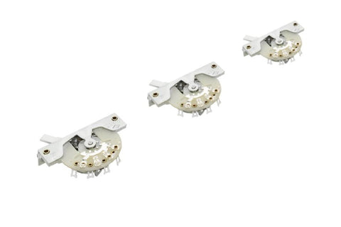 Original USA CRL 3-Way Switch for Fender Tele Telecaster - 3 Pack