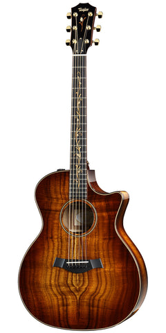 Taylor K24ce Cutaway Acoustic Guitar with Electronics