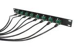 Elite Core EC-EBO-8 8 Channel Tactical Ethernet Breakout