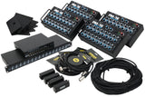 16 Channel Personal Monitor Mixer