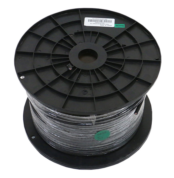 Elite Core PROCAT5E-S-500 Tactical Shielded Soft CAT5E Bulk Cable 500' Spool