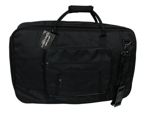 "XSPRO XKB-32 Gig Bag for Micro Controllers (24"" x 15.5"" x 4"") 3 Compartments"