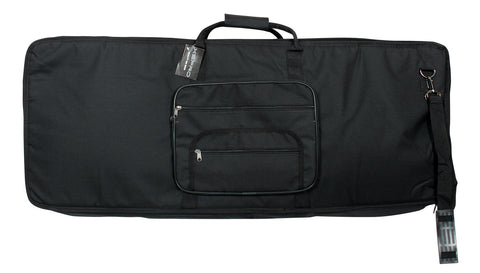 "XSPRO XKB-61 Keyboard Gig Bag (44"" x 17"" x 7"") 3 Accessory Compartments"