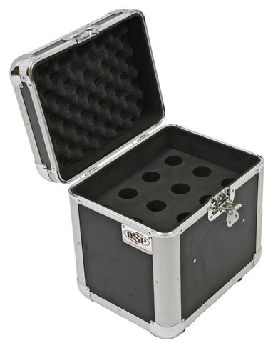 OSP 12 Space ATA Microphone Carry Travel Case