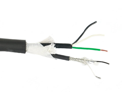 Elite Core PD-CABLE-FOOT Power Plus DMX Bulk Wire
