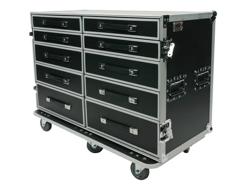 OSP PRO-WORK-SXS ATA Side by Side Drawer Case