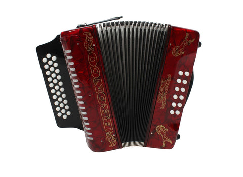 Bronco Diatonic Accordion