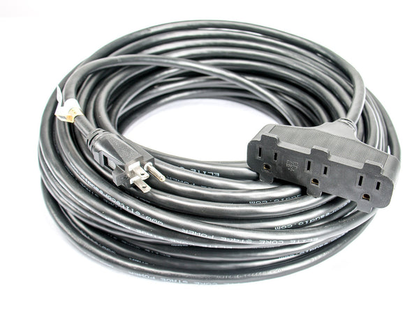 Elite Core SPTT-12-100 Stage Power Triple Tap 12 AWG 100'