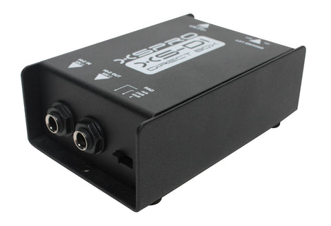 XSPRO XS-DI Passive DI Direct Box