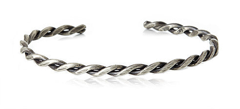 Do The Twist (Sterling Silver)