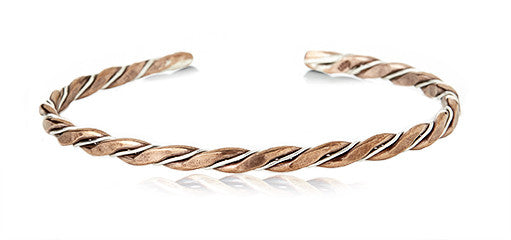 Do The Twist (Sterling and Copper)