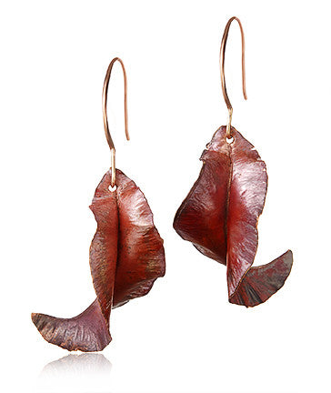 Copper Leaves 5