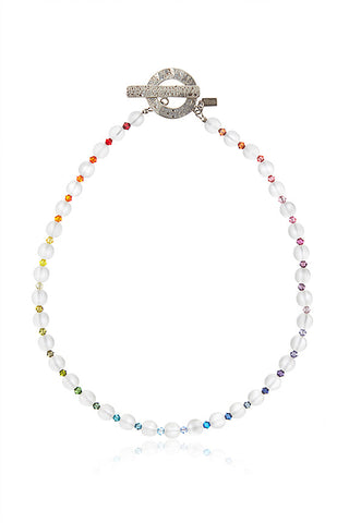 The Rainbow Connection Necklace