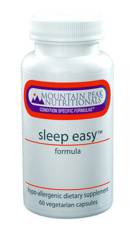 Mt. Peak Sleep Easy Formula