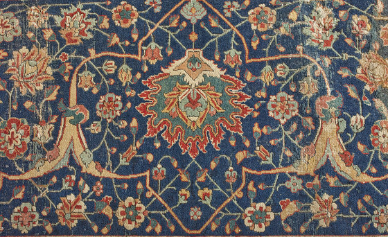 Blog feature: 'A Tale of Two Persian Carpets' now displaying at LACMA