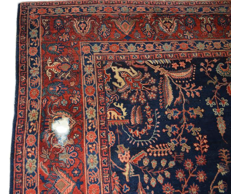 Fine Rugs Can Be Repaired