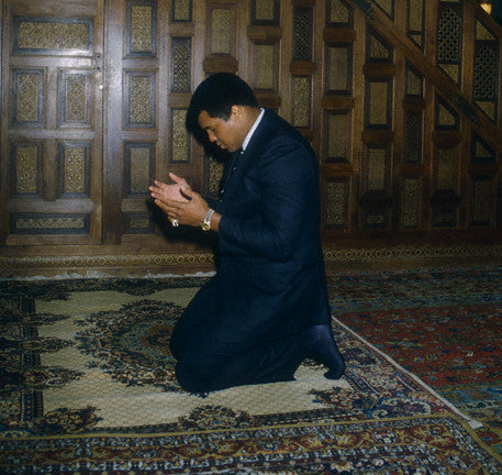 Muhammad Ali: A Great Humanitarian & Lover of Persian Culture
