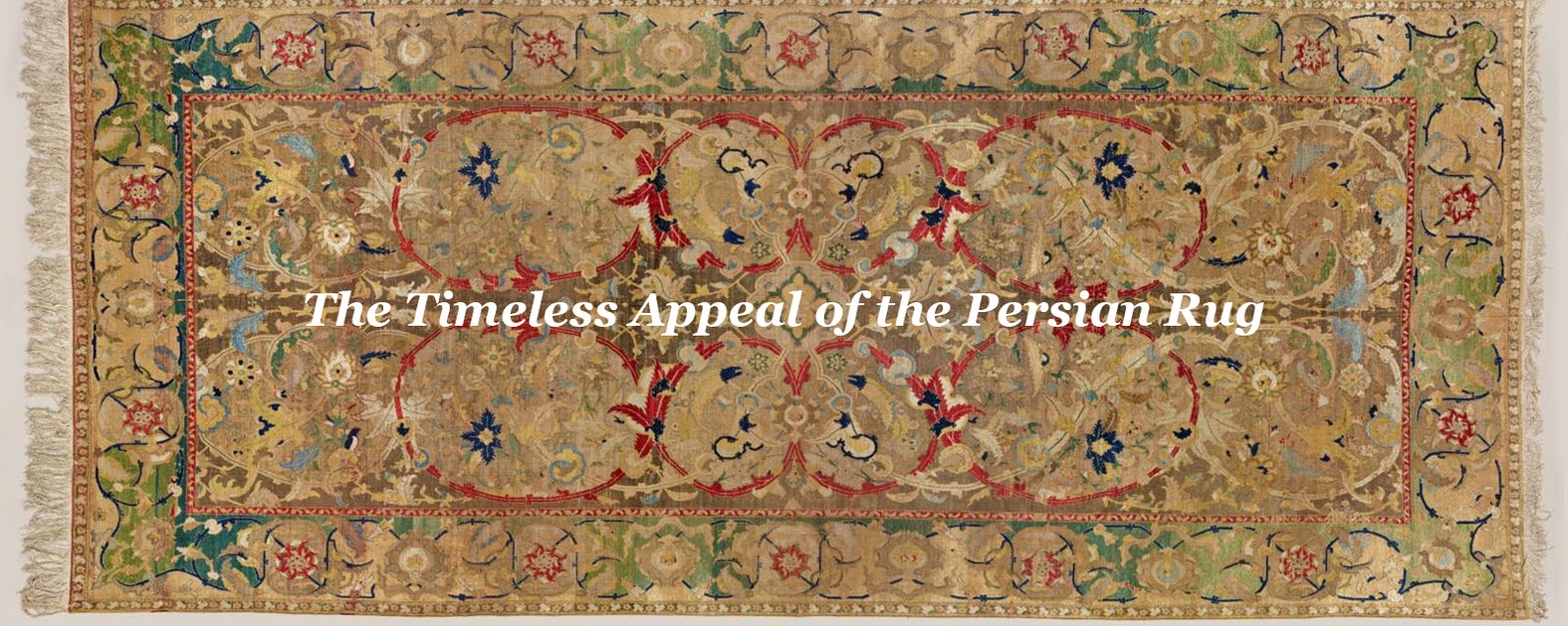 Blog Feature Bbc Designed The Timeless Appeal Of The Persian Rug Main Street Oriental Rugs
