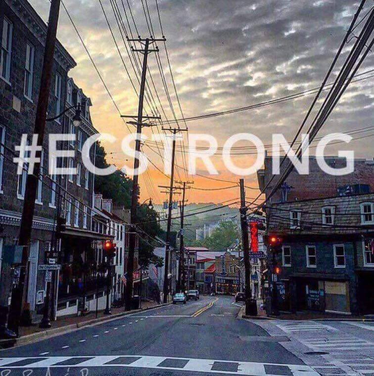 Historic Ellicott City Flood - #ECSTRONG