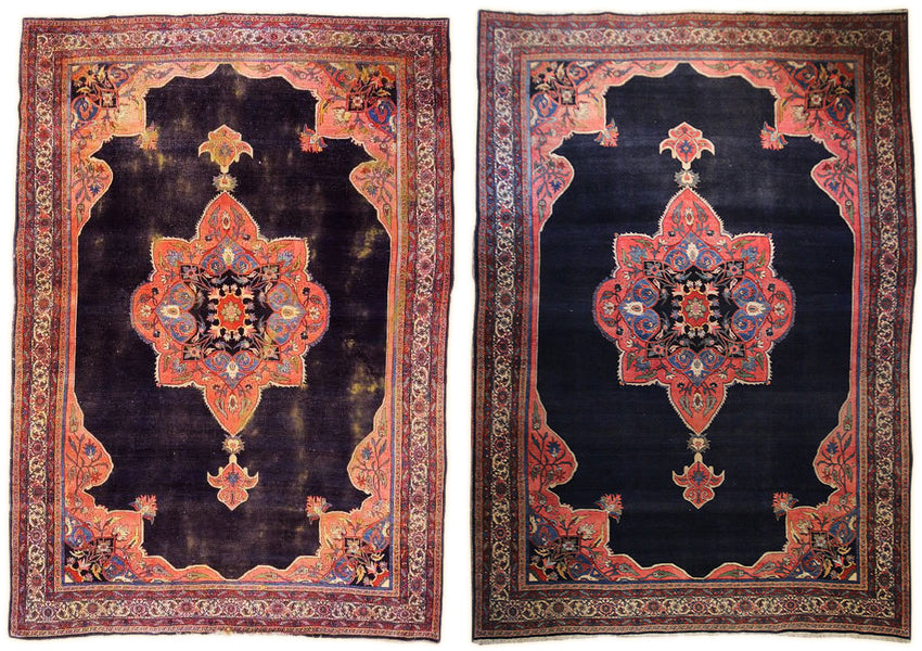 Area Rug Cleaning - Main Street Oriental Rugs