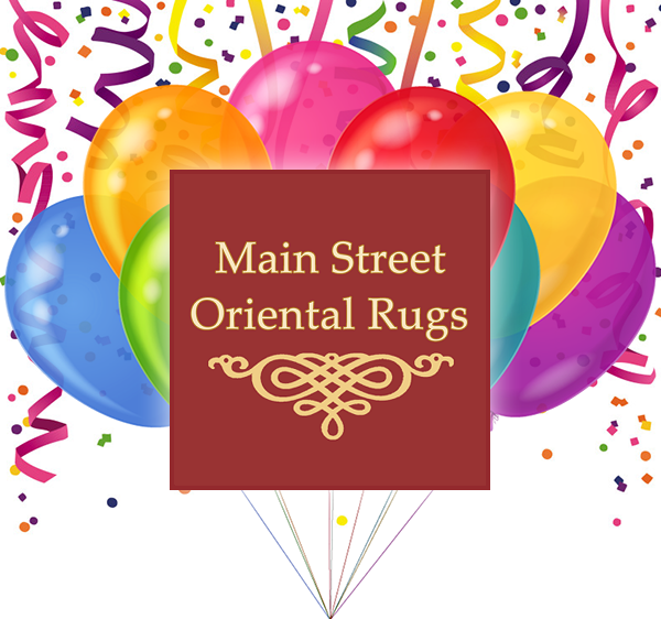 Main Street Oriental Rugs Grand Reopening November 5th